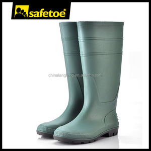 Blue gum boots,car wash waterproof shoes,boots pvc