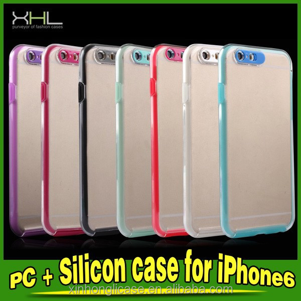 lighting case for iphone 6 ,for iphone6 plus with calling lighting ,clear case soft tpu for iphone6