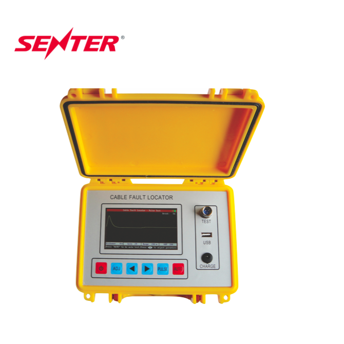 Cable fault locator ST620 tdr cable tester