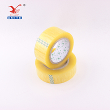 cheap new year factory yellowish packaging tape