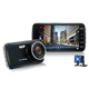 "4.0"" IPS Full HD 1080P Car DVR Digital Camcorder Double Lens Camera Dash Cam with Back View Auto Video Recorder"