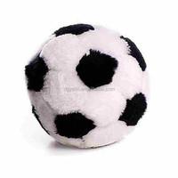 Plush soft soccer ball toy for kids