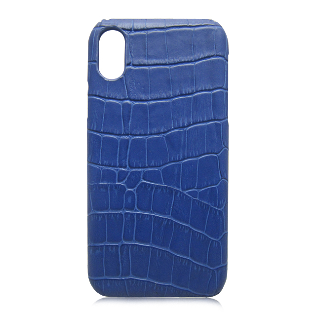Genuine Crocodile leather leather phone <strong>case</strong> for iPhoneX