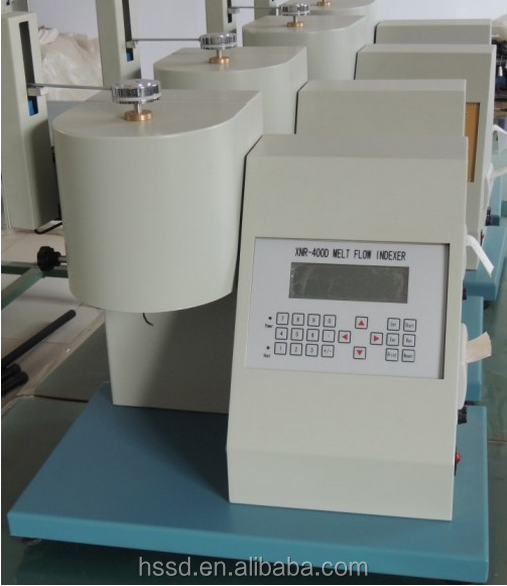 price plastic MFR/MVR melt flow index tester XNR-400D