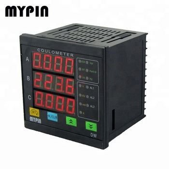 MYPIN digital solar power meter Kilowatt hour meter