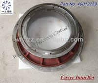 Steam locomotive cover impeller spare parts for sale