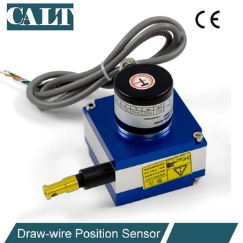 Cable Length Measurement Draw Wire Sensor 3000mm - Buy Draw Wire ...