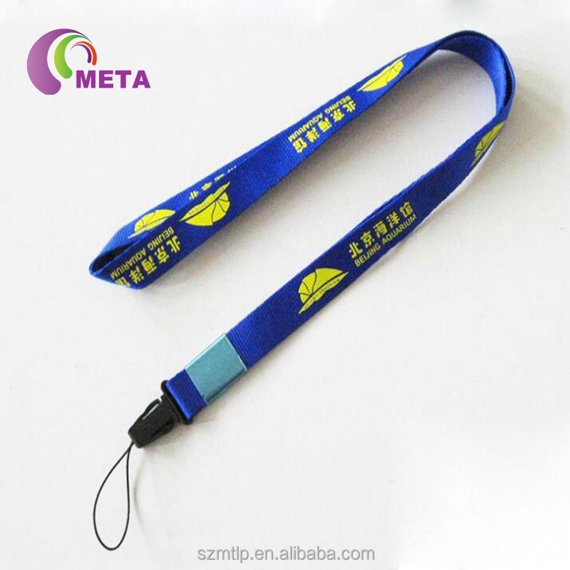 Wholesale Custom Logo Printed Silicone Lanyards