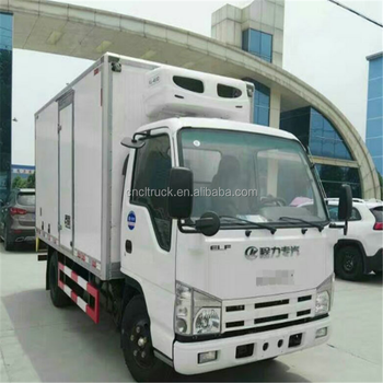 Japanese Brand 4*2 Chiller Truck,Thermo King Refrigerator Truck For Sale -  Buy Used Japanese Trucks For Sale,Small Refrigerated Truck For Sale,Thermo