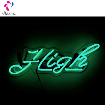 Light Up Letters Rechargeable Battery Ed Led Open Neon Signs