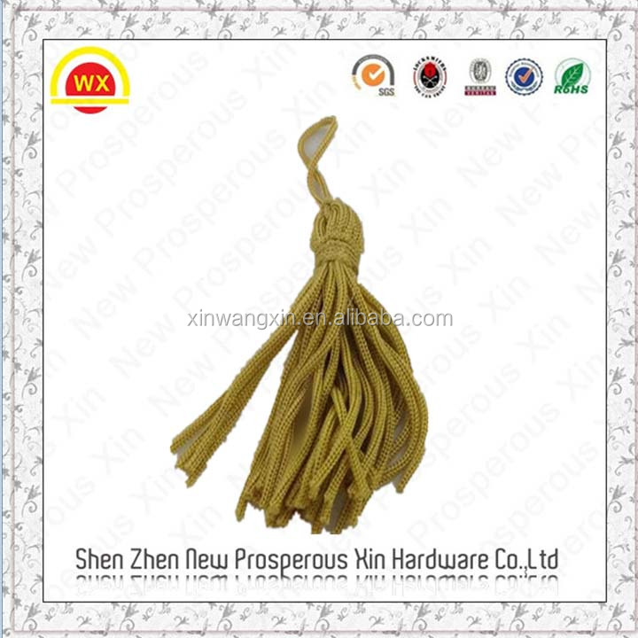 OEM hot sale chinese knot curtain tassel
