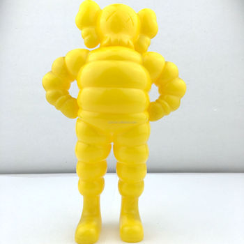 Making Pvc material plastic vinyl toys soft pvc cartoon figure