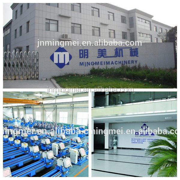 Aluminum Profile Win-door Making Machinery/aluminum Frame ...