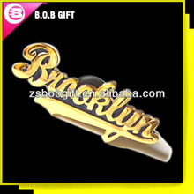 2014 custom metal badge with fast delivery