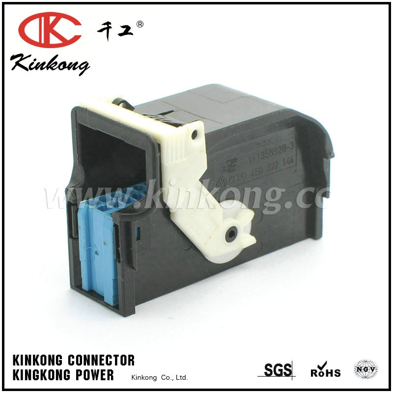 54 Way Te 1-1355928-3 Automotive Ecu Connector Auto Ecu Programming Tool Vw  Audi 4e0972144 - Buy Te Connector 1-1355928-3,Vw Audi 4e0972144