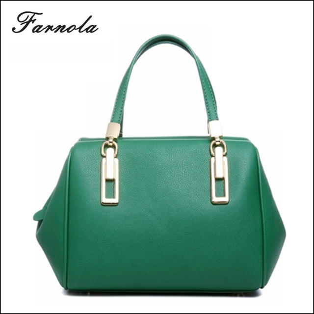 2017 women ladies fashion elegance italian leather handbag custom 7424422a30f62