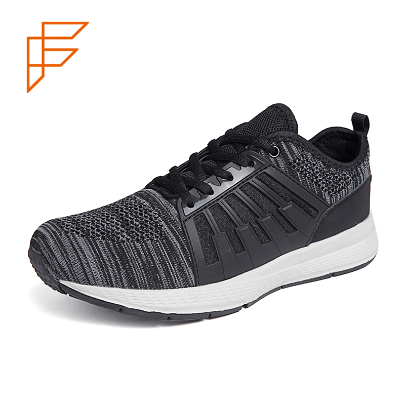 Topsion High Quality Light Mesh Breathable Sparx Running Brand Man Sport Shoe