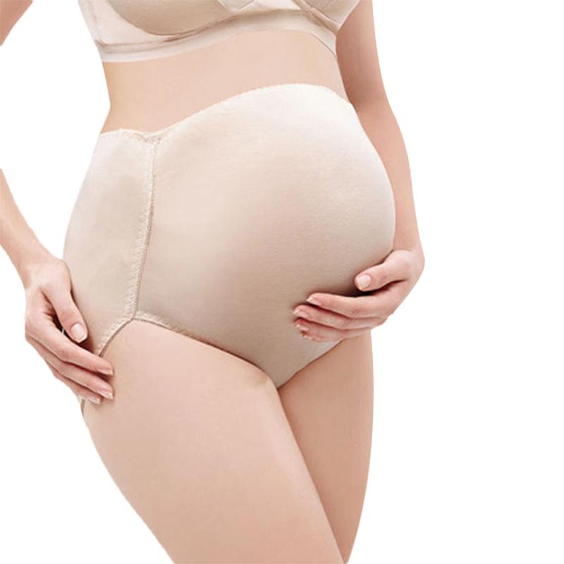 Size XXXL Skin Color OULII Women Control Panties Postpartum Abdomen Panties High Waist Body Shaper