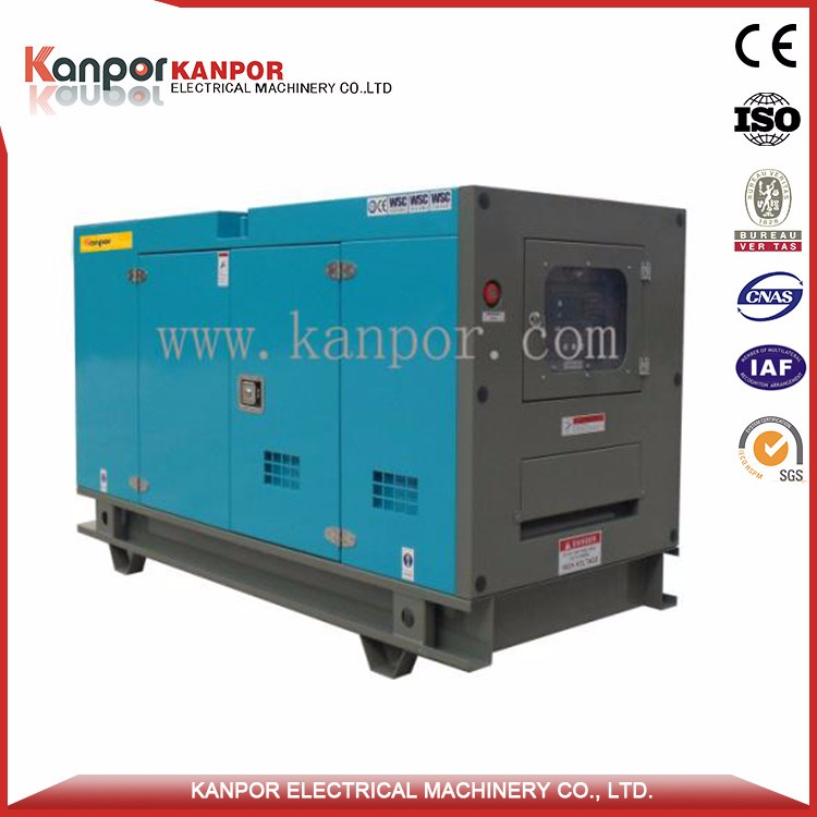 good choice!KANPOR With weichai big power industrial diesel generator 150kva with CE,BV,ISO9001