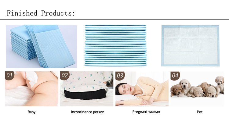 Factory supplier cotton pad making machine women nursing pad machine
