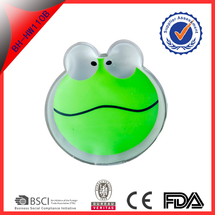 Frog Shaped Toy China Supplier High Quality Reusable Pocket Heat ...