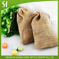 burlap bags wholesale hessian gift bags sacks/burlap gift bags for sale wholesale
