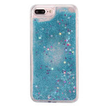 Quicksand Bling Phone Case Cover For Iphone 7 Shining Star Liquid Case