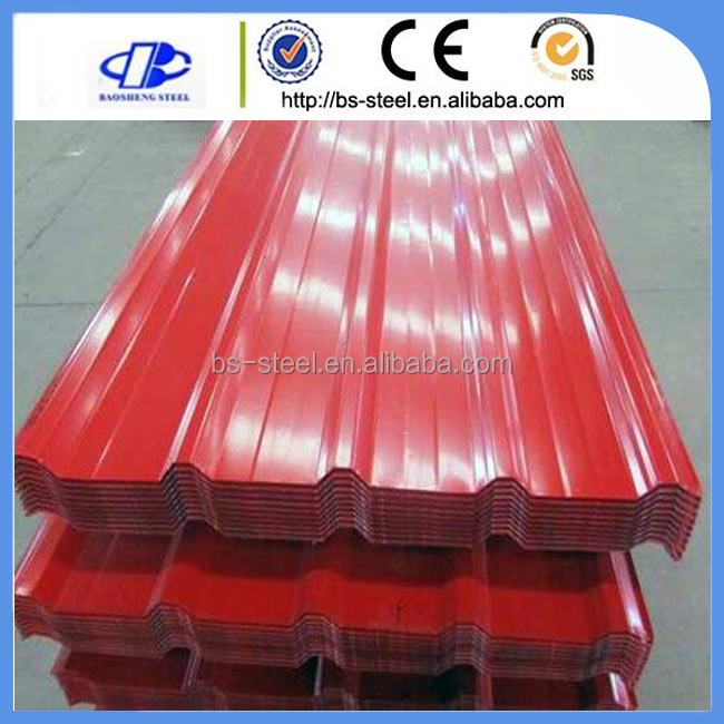Cheap Metal Roofing Sheets Prices PPGI Corrugated Galvanized Iron Sheet Metal <strong>Manufacturing</strong>