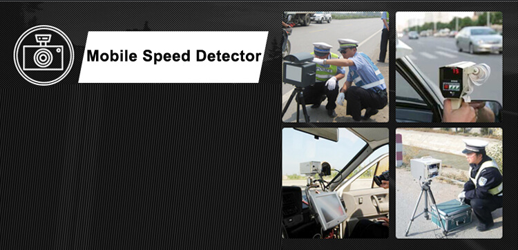 Full Bands Detection Voice Alert Car Anti Radar 360 Degree Laser Speed Camera Detector with GPS