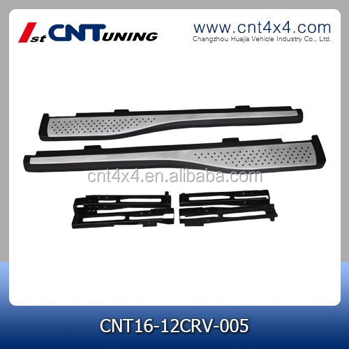 Side step running boards for C-RV 2014