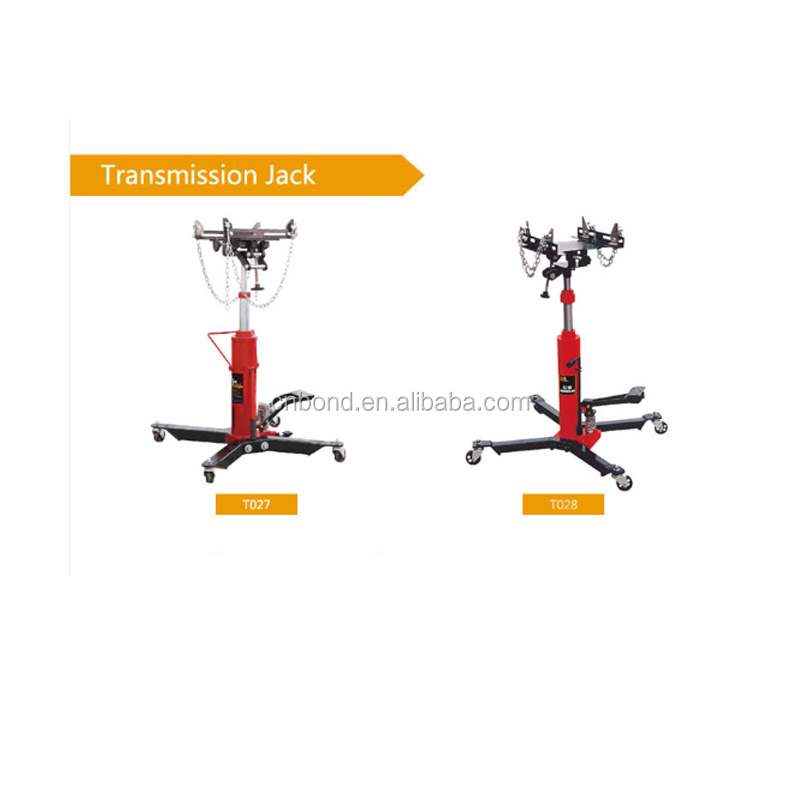 transmission jack used for high lift car gearbox
