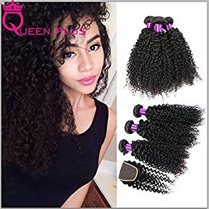 Hair Extensions & Wigs Human Hair Weaves Malaysian Water Wave Bundles With Closure Beauty Plus Ocean Wave Hair Weave With Closure Remy Human Hair 3 Bundles With Closure Complete Range Of Articles