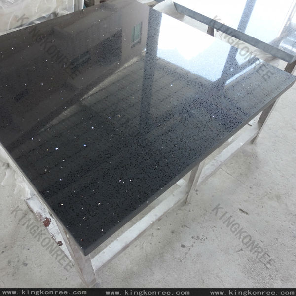black galaxy quartz countertop black galaxy quartz countertop suppliers and at alibabacom