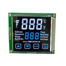 Elektronica Componenten custom lcd <span class=keywords><strong>7</strong></span> <span class=keywords><strong>segment</strong></span> display