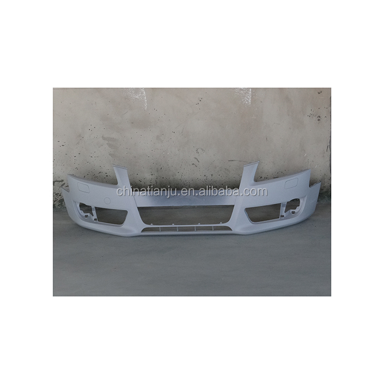 Cheap best sell front bumper lip for a5