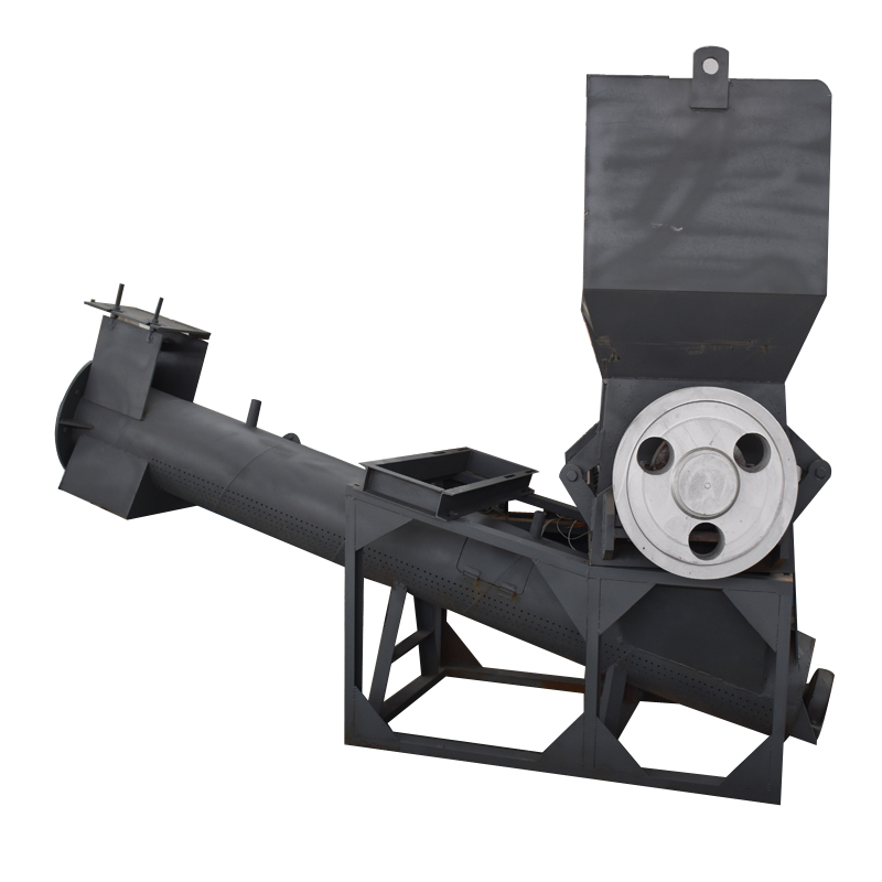 PS-500 high speed small plastic crusher for plastic recycle