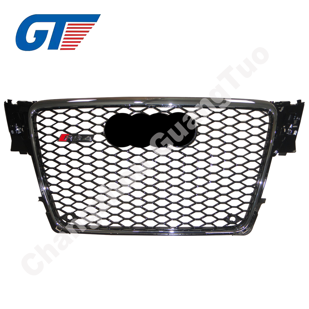 Auto parts body parts fit for Audi A4 2008 RS4 grille