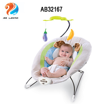 Astounding Newborn To Toddler Baby Plush Rocking Chair Baby Rocker Baby Bouncer With Vibration And Music Buy Electric Baby Rocker With Toys Baby Plush Rocking Machost Co Dining Chair Design Ideas Machostcouk