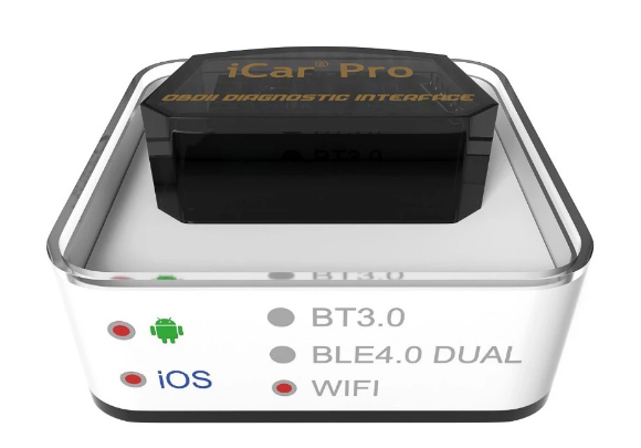 ELM327 iCar Pro Vgate Diagnostic Scanner Tool Bluetooth 3.0 4.0 OBD II/EOBD Bluetooth iCar Pro Support for Android/IOS
