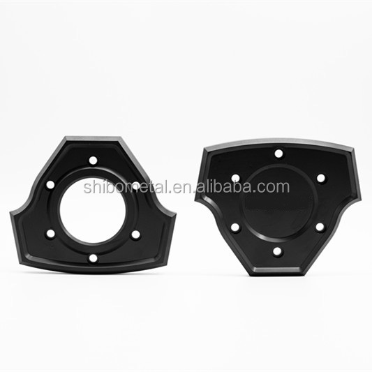 cnc machine parts manufacturers provide refitted car steering wheel cover front plate shield Interior Accessories