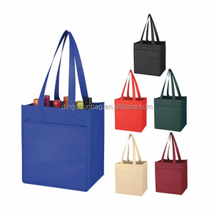 Dingshun Hot sale bag high quality expandable shopping bag