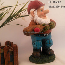 Resin Elf Garden Statues, Resin Elf Garden Statues Suppliers And  Manufacturers At Alibaba.com