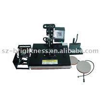 110v versatility heat press transfer machine