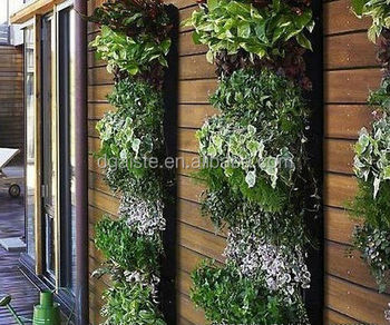 outdoor artificial plants plastic plants/fake plant wall for indoor