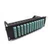 Supporting Oem 8 Port Cat 6 Patch Panel