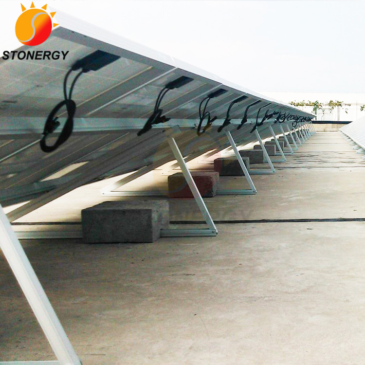 China suppliers  Tiles Roof Solar Mounting System PV mounting structure