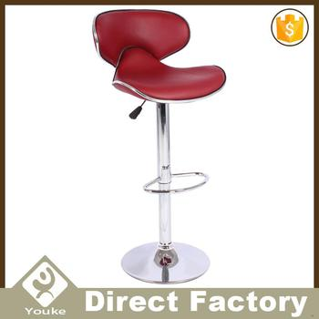 Awe Inspiring Latest Aesign Beauty Bar Stools Rolling Red Leather Bar Chair Buy Bar Stools Red Leather Chair Bar Stool Chair Product On Alibaba Com Unemploymentrelief Wooden Chair Designs For Living Room Unemploymentrelieforg
