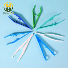 Disposable medical plastic tweezers / forceps / clips