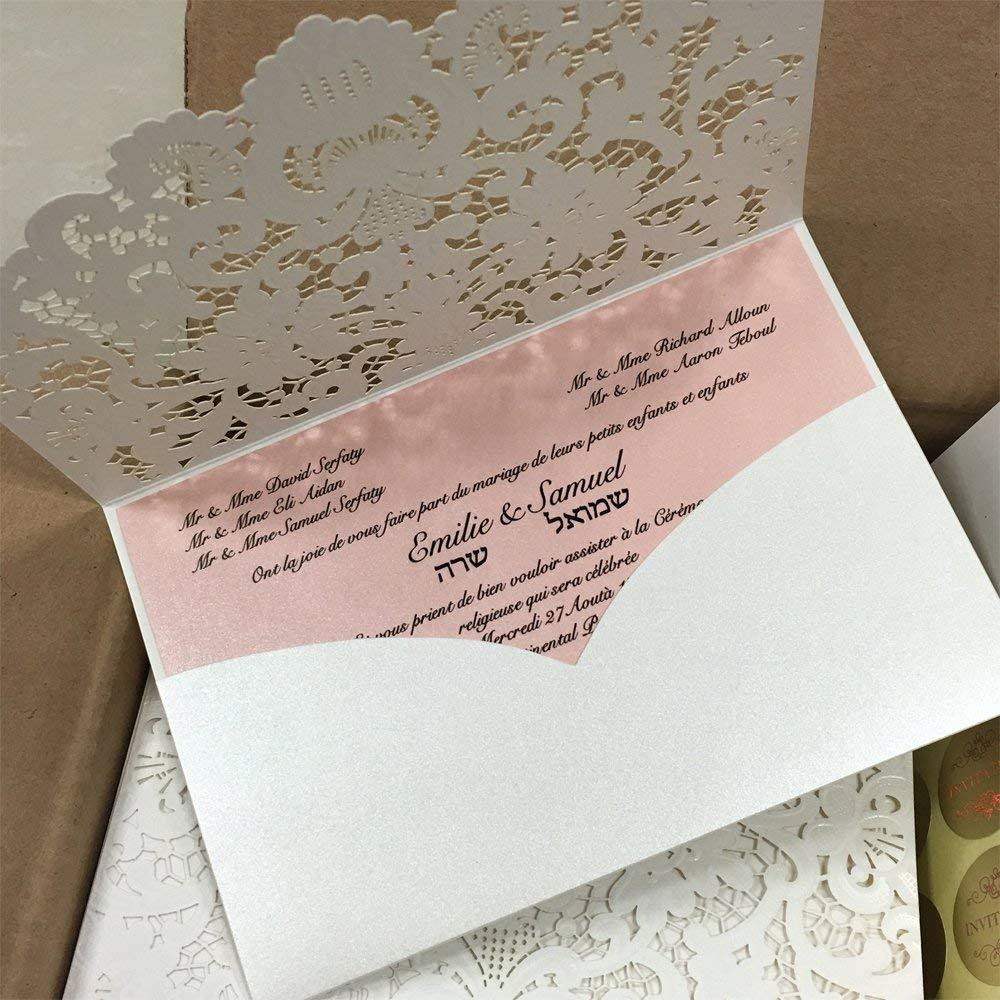 Cheap Pocket Wedding Invitations Find Pocket Wedding Invitations