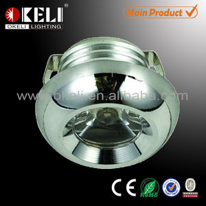 mini led spotlight 1w 90lm,led decorative spotlights
